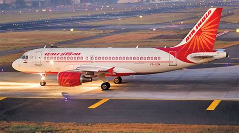 Mba In Indian Air by Air India Flight Suffers Bird Hit While Landing In Guwahati