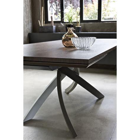 bontempi tavoli e sedie bontempi casa tavolo artistico allungabile 190x106 legno