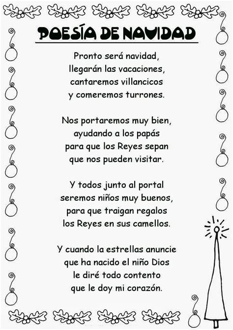 poemas de navidad pinterest the world s catalog of ideas