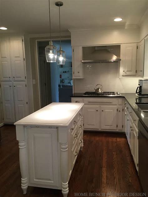 Boys Room Paint Ideas Before Amp After Kitchen Reno With Painted Cabinets Home