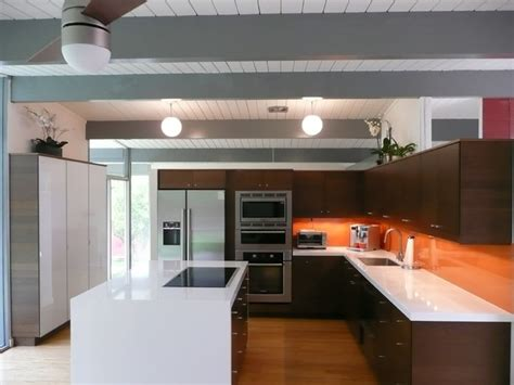 modern kitchen cabinets orange county eichler kitchen remodel in orange county fairhaven
