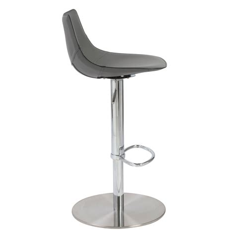 Reclining Bar Stool by Arlo Adjustable Bar Counter Stool Zuri Furniture