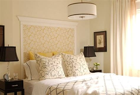 Wallpaper Headboards by 25 Gorgeous Diy Headboard Projects