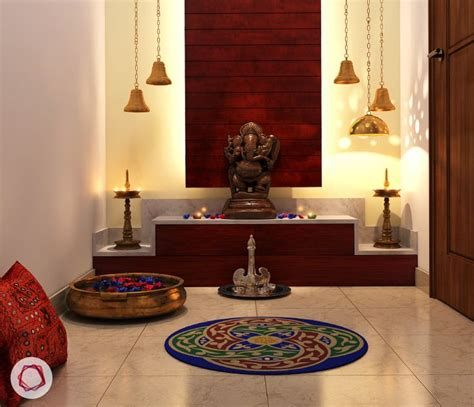How To Decorate A Temple At Home by Best 25 Puja Room Ideas On Mandir Design