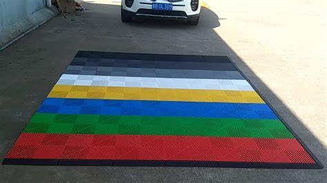 Plastic Garage Floor Tiles Interlocking Garage Flooring Pp Plastic Floor Tiles Buy Garage Flooring Pp Plastic Floor