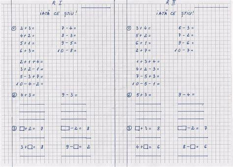 test matematica teste la matematică