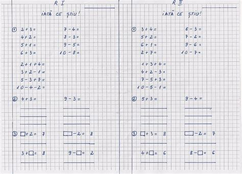 test matematica teste la matematic