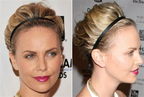 charlize theron s hair updo do it yourself how to get s best hairstyles at