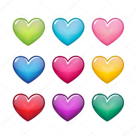 what do the different color hearts color hearts www imgkid the image kid has it