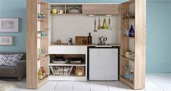 Beau Meuble Plaque De Cuisson Ikea #3: kitchenette-et-solution-amenagement-petite-cuisine.jpg