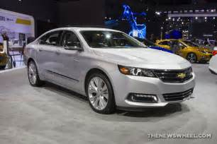 best year for chevy impala consumer reports declares chevy impala best large sedan