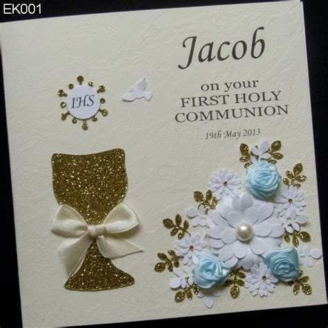 Handmade Communion Cards - 1000 images about holy communion cards on the
