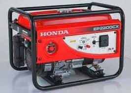 Mesin Genset Honda Harga Genset Honda Baru