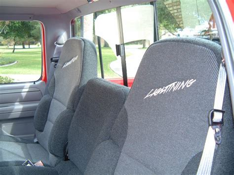 1995 ford f150 bench seat 95 ford lightning seats