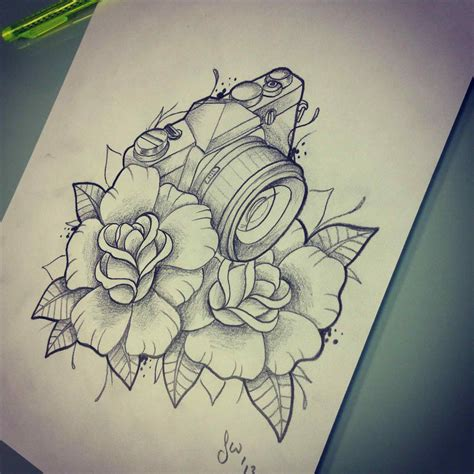 rose drawing tattoo coloring pages