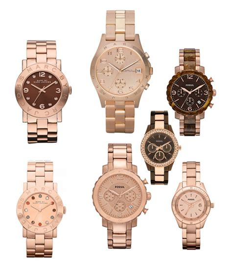 cazy for bloomin expensive watches from fossil