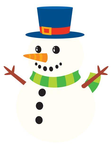 Pics photos cute snowman clipart free