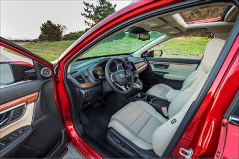 2017 honda crv with leather seats 2017 honda cr v interior honda news