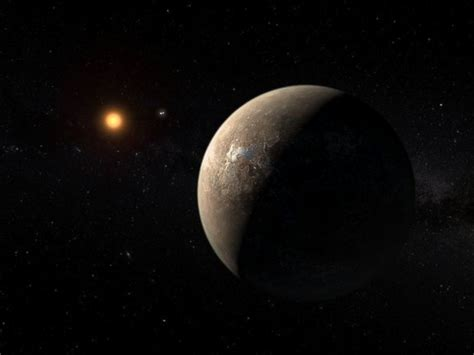 this closest potentially habitable planet discovered orbiting proxima