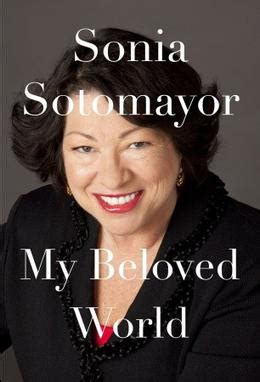 sonia sotomayor biography in spanish my beloved world wikipedia