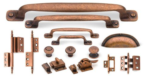 kitchen cabinet hardware finishes copper cabinet pulls and knobs roselawnlutheran