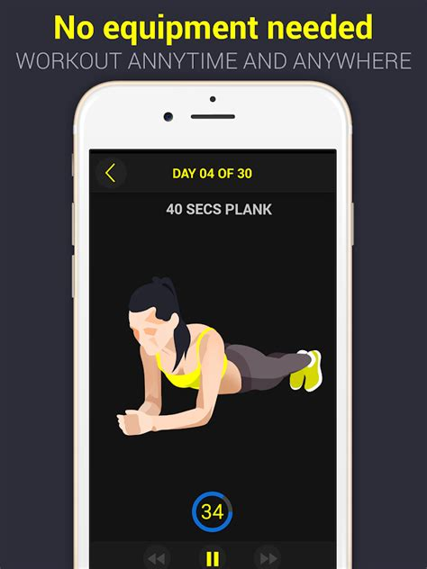 30 day plank challenge app 30 day plank challenge free android apps on play