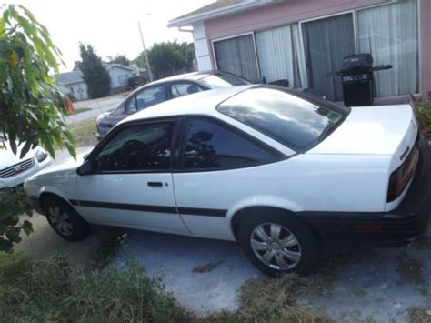 1994 chevrolet cavalier coupe buy used 1994 chevrolet cavalier rs coupe 2 door 2 2l in