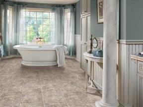 Bathroom Floor Ideas Vinyl by Choosing Bathroom Flooring Hgtv