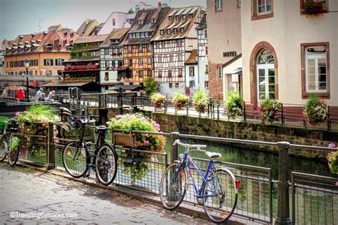 A Framed Houses strasbourg s cutest neighbourhood le petite france