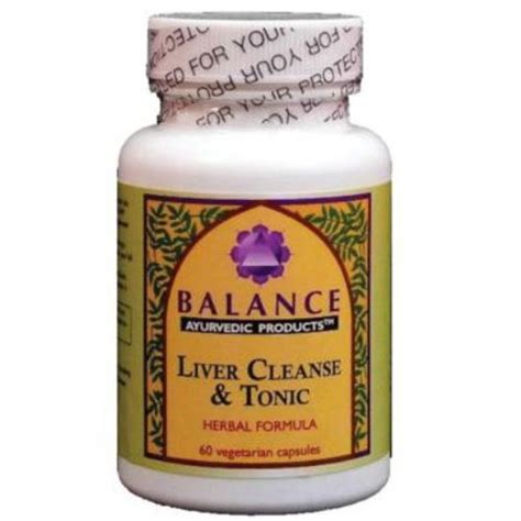 Liver Detox Tonic by Buy Balance Ayurvedic Compare Prices Find Best