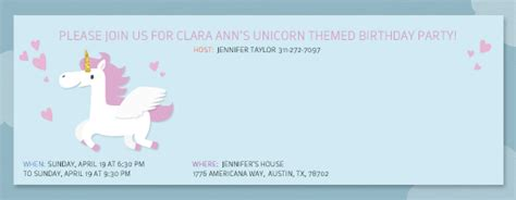 animated invitation cards templates free birthday invitations send or by text evite
