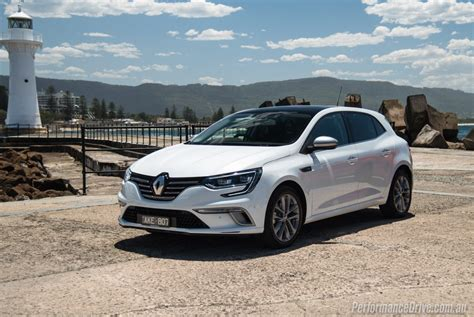 renault scenic 2017 white 2017 renault megane gt line 1 2t review
