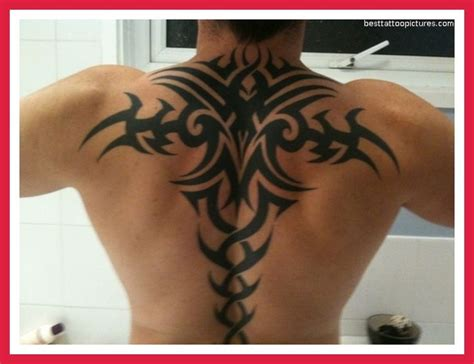 tribal tattoos on back for guys 83 best images about tattoos on