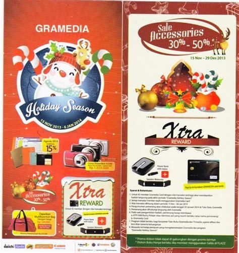 Promo Akhir Tahun 2k16 Season 2 Promo In Store Gramedia Bangka