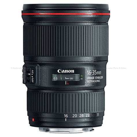 Lensa Wide Canon Ef 16 35mm F 4l Is Usm canon ef 16 35mm f 4l is usm ultra wide zoom lens
