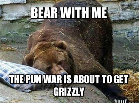 Bear Meme Generator - meme contest winners the bear minimum