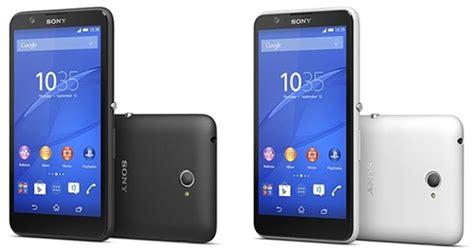 Handphone Sony Xperia E4 Dual sony xperia e4 price in malaysia specs technave