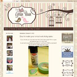 How Do I Make Cricut Mat Sticky Again by Decorating Ideas Alice2519 Pearltrees