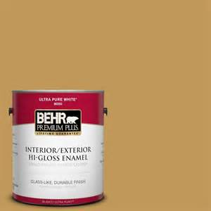 home depot behr paint behr premium plus 1 gal 330d 6 townhouse hi gloss