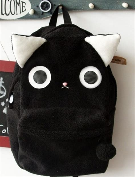 Call Me Erly Cat Backpack three without you there is no me
