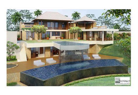 desain interior rumah minimalis bali desain villa bali arsitek rumah arsitek rumah minimalis
