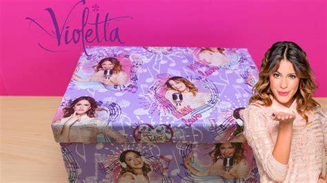 imagenes de violetta halloween caja sorpresa de violetta disney juguetes de violetta en