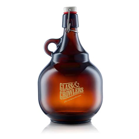 swing top growlers 2l palla swing top growler amber flip top 2 liter