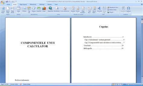 calculator jr pass componentele unui calculator