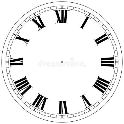 orologio clipart modello dell orologio illustrazione di stock immagine di