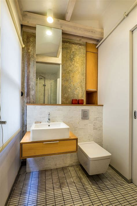 superb Small Home Design Ideas #1: Small-bathroom-design-and-decorating-idea.jpg