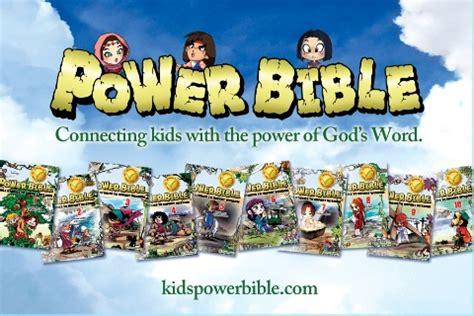 Power Bible Comic 4 green egg media launches the power bible an inspirational