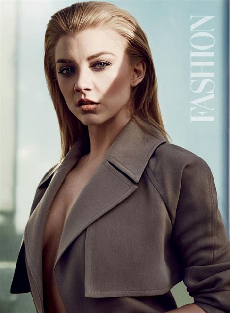 natalie dormer natalie dormer fashion magazine february 2016 photoshoot