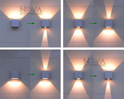 outdoor up and wall light cree outdoor wall light led up wall sconces