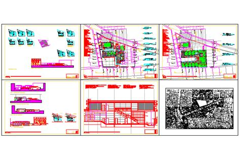 pattern viewer español bloques cad autocad arquitectura download 2d 3d dwg